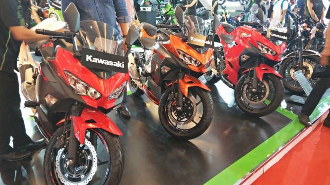 Kawasaki Memberikan Diskon Untuk Motornya Mencapai 3 Jutaan