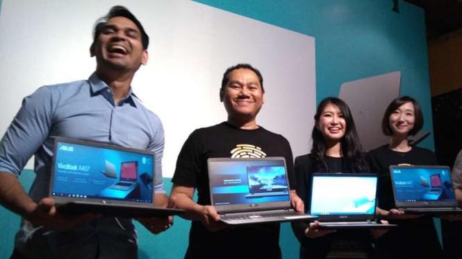Laptop Terbaru Asus Yang Menggunakan Teknologi Fingerprint