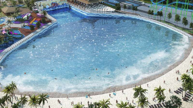 Malaysia Segera Hadirkan Waterpark Terbesar di Asia Tenggara
