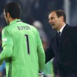 Massimiliano Allegri Maklumi Protes yang Dilakukan Buffon