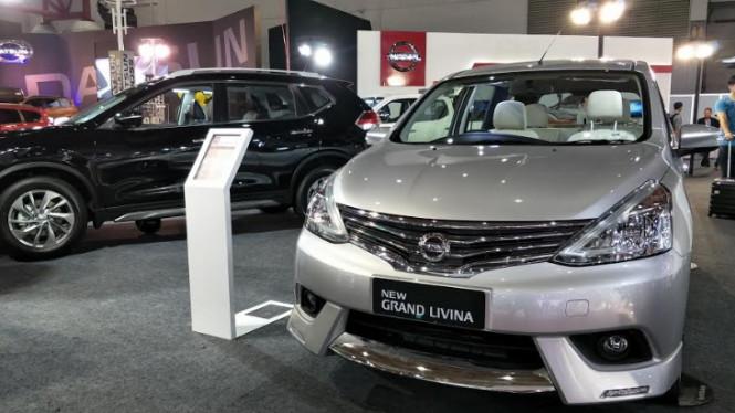 Nissan Berikan Diskon Besar di Acara IIMS 2018