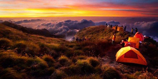 Pelajar SMA Meninggal Saat Mendaki Gunung Rinjani