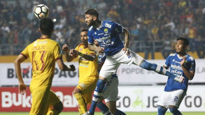 Persib Bandung Harus Berjuang Dari Papan Bawah Klasemen Liga 1