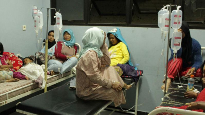 Puluhan Warga Yogyakarta Alami Keracunan Setelah Pulang Dari Kondangan