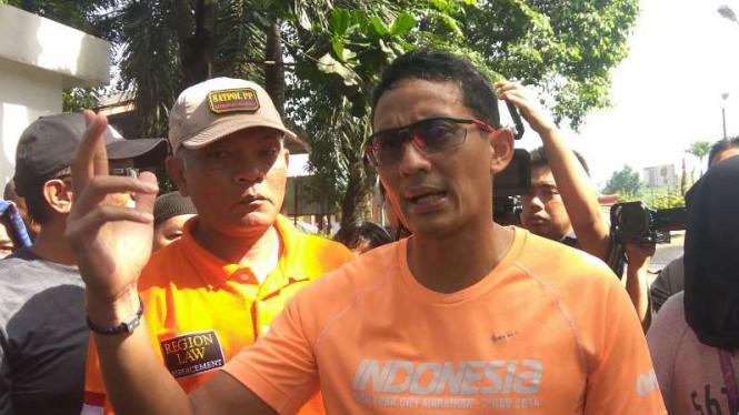 Sandi Menyebutkan Cawapres Prabowo Yang Tepat Seperti Jusuf Kalla