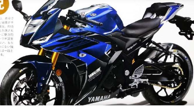 Yamaha R25 Terbaru Kian Seperti Motor Gede