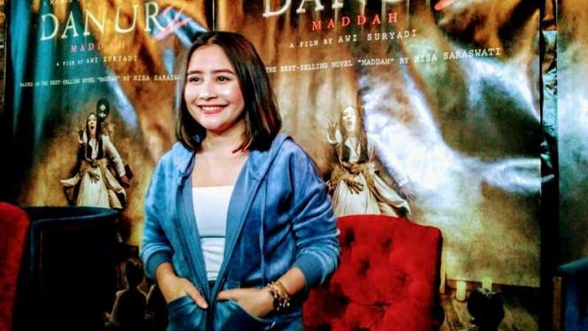 Prilly Latuconsina Beberkan Target Khususnya di Bulan Ramadan Kali Ini