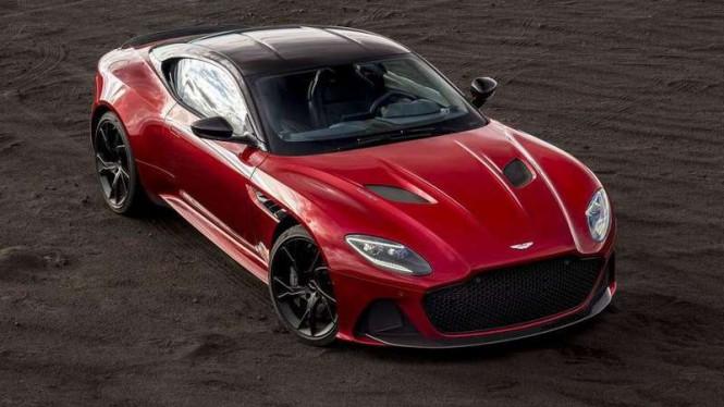Aston Martin Luncurkan Mobil Mewah Terbarunya