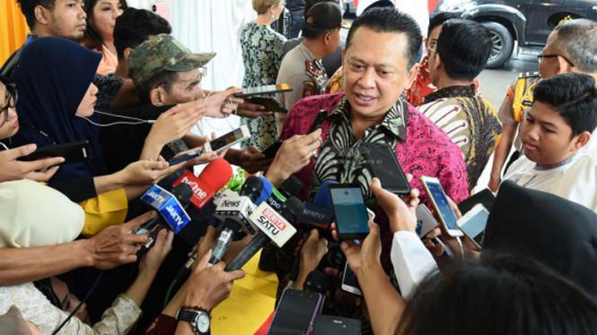 Bambang Soesatyo Mengatakan Gunakan Hak Pilih dengan Bijak dan Rasionalitas