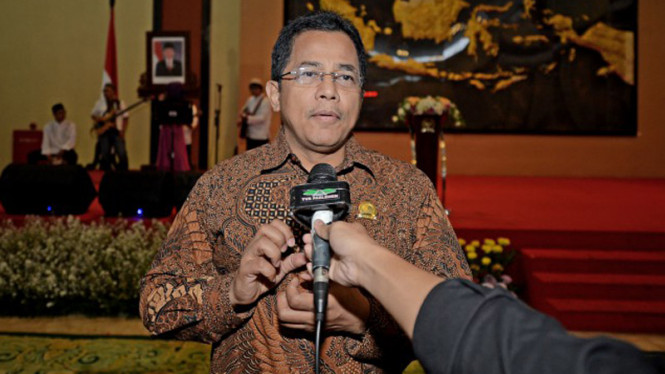 DPR Sebut Halal Bihalal Untuk Mengeratkan Tali Silaturahmi