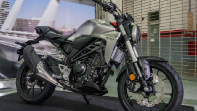 Honda Bakal Luncurkan CB250R