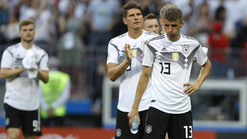 Jerman Usung Misi Patahkan Kutukan Juara Bertahan Piala Dunia
