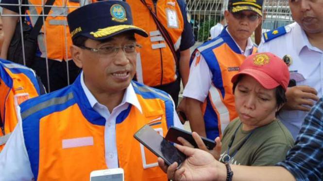 Menteri Perhubungan Sebut Jokowi Disudutkan dengan Berita Hoax