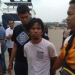 Polisi Berhasil Ringkus Pelaku Pencurian Diatas Kapal