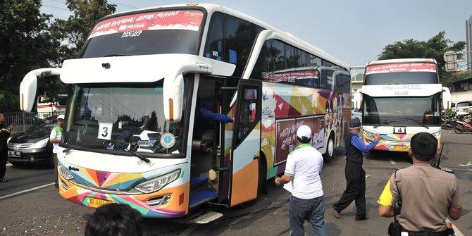 Puncak Arus Balik Ke Jakarta Diperkirakan H 4