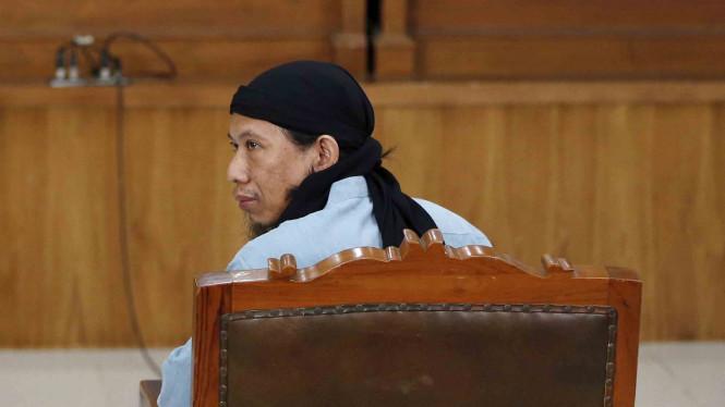 Tempat Eksekusi Mati Aman Abdurrahman Bukan di Jakarta