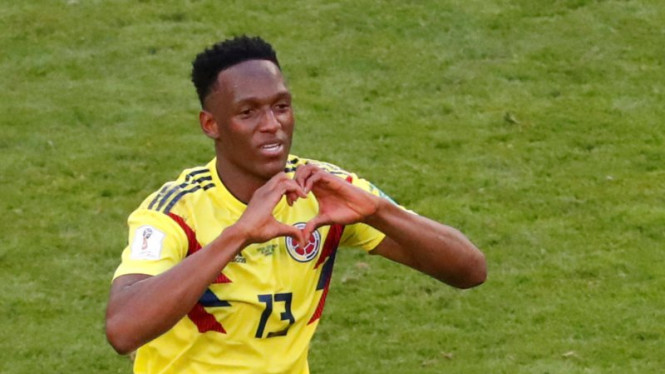 Yerry Mina Jadi Bintang Lapangan Kemenangan Kolombia Atas Senegal