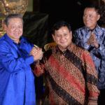 Demokrat Sebut SBY dengan Prabowo Bakal Bertemu Minggu Ini