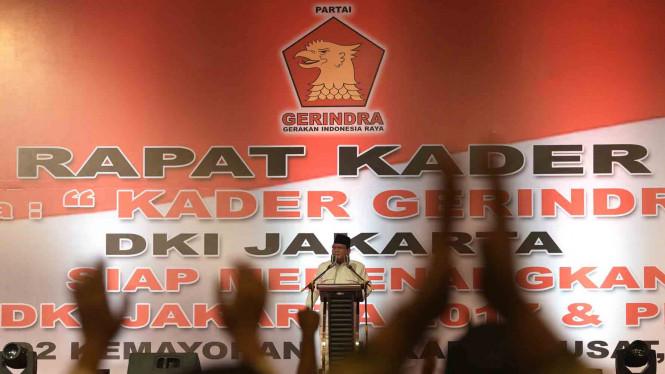 Gerindra Ingin Berkoalisi dengan Partai Ini