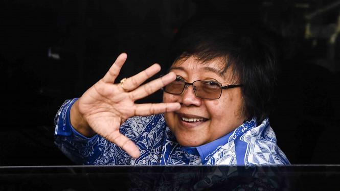 Menteri Lingkungan Hidup dan Kehutanan Menampik Udara di Indonesia Buruk
