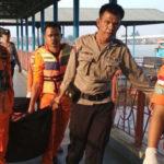 Pekerja yang Tenggelam Ditemukan Telah Tak Bernyawa di Sungai Musi
