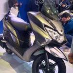 Suzuki Telah Menyiapkan Pesaing Yamaha Lexi