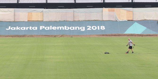 Atlet Sepak Bola Asian Games Mulai Masuk JSC 14 Agustus