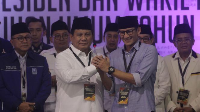 Bawaslu Diminta untuk Menolak Laporan Dugaan Mahar Cawapres Prabowo