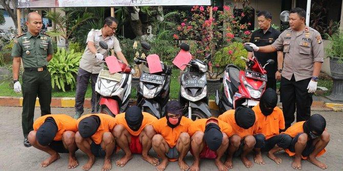 Bocah 15 Tahun Jadi Otak Kelompok Penjambretan Di Tangerang