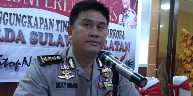 Bocah SD Bandar Narkoba Di Makassar Masih Diburu Polisi