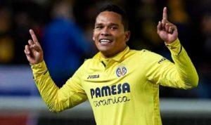 Carlos Bacca Akan Tetap Bermain di Liga Spanyol Musim Ini