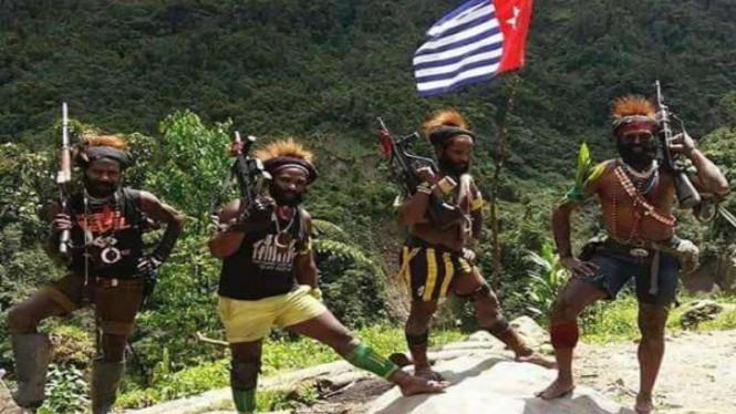 Dua Anggota TNI Tewas Karena Ulah Kelompok OPM