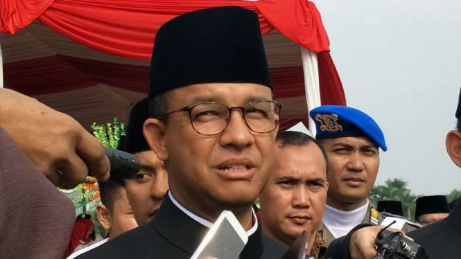Gubernur DKI Jakarta Ikut Doakan Cucu Kedua Jokowi