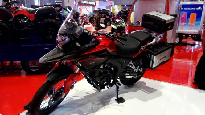 Ini Spesifikasi dari Motor Vortex 250