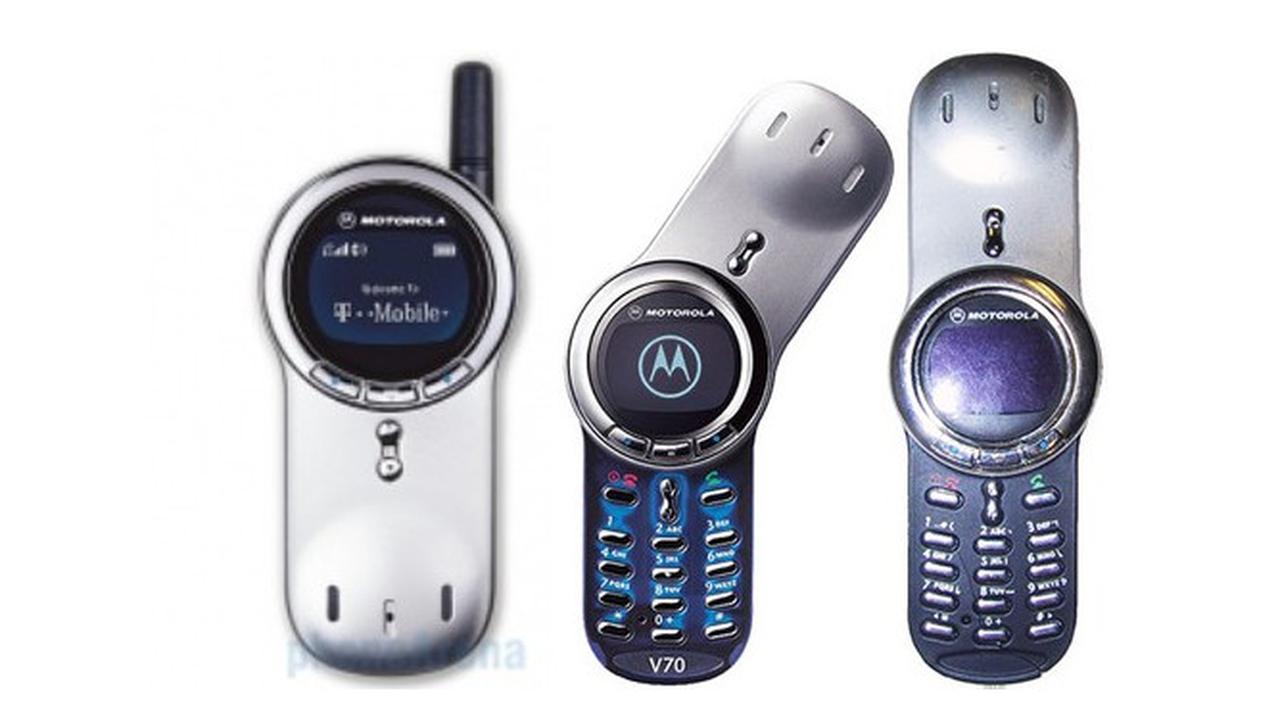Inilah Beberapa Ponsel Terunik di Dunia