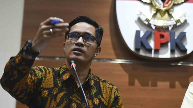 KPK Amankan Musdalifah Mantan Legislator Sumatera Utara