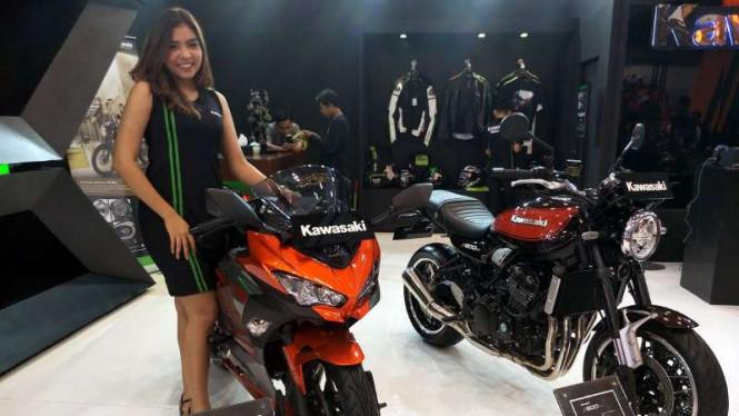 Kawasaki Indonesia Mempersiapkan Beberapa Motor Sport Baru