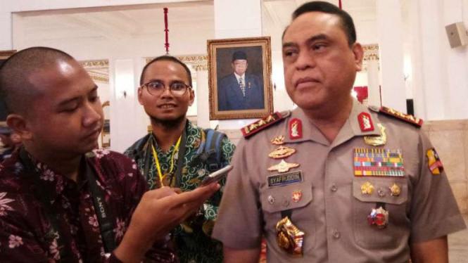 Komjen Syafruddin Mundur dari Wakapolri Usai Ditunjuk Menjadi Menteri