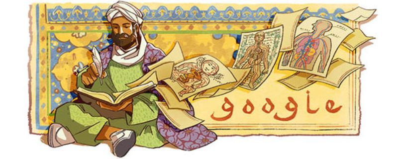 Mengenal Ibnu Sina yang Menjadi Google Doodle