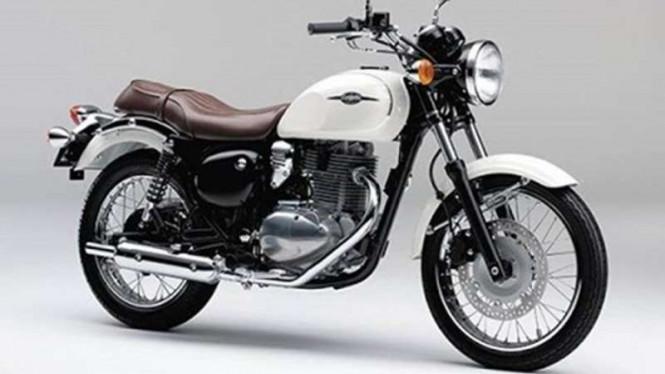 Motor dengan Tampilan Retro Ini Berhasil Gusur Popularitas Kawasaki Ninja