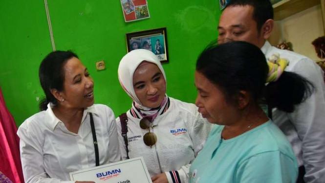 Nicke Widyawati Diangkat Menjadi Direktur Utama Pertamina