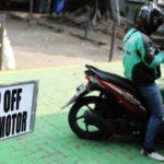 Polisi Menghimbau Kepada Para Ojek Online Tertib Saat Asian Games