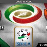 Prediksi AC Milan vs Roma