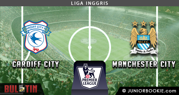 Prediksi Cardiff City vs Manchester City
