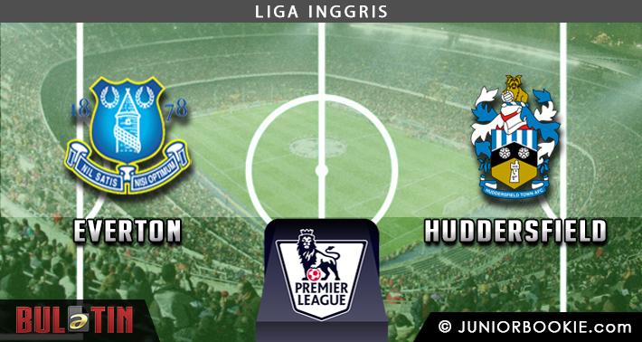 Prediksi Everton vs Huddersfield