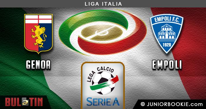 Prediksi Genoa vs Empoli
