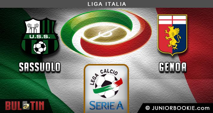 Prediksi Sassuolo vs Genoa