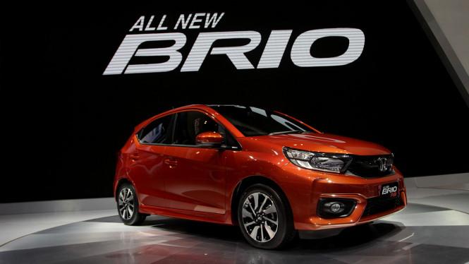 Segini Harga Honda Brio Bekas Usai Model Terbaru Dirilis