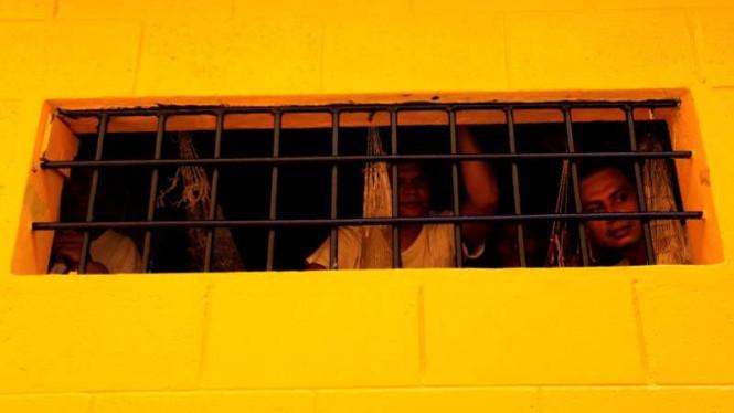 Tahanan Polres Ciamis Melarikan Diri
