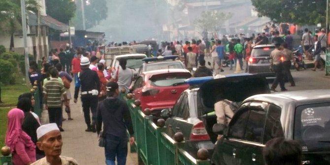Tawuran Pelajar Di Bogor Menewaskan Seorang Pelajar SMP